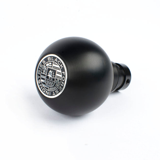 BFI Heavy Weight Shift Knob SCHWARZ - Full Billet (BMW Fitment)