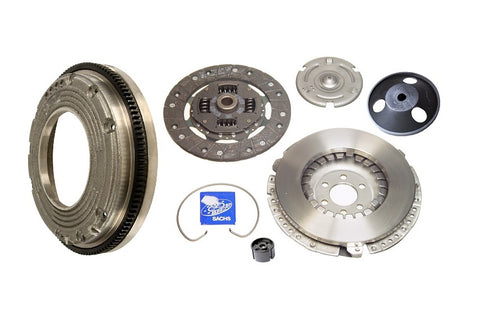 BFI 020 210mm Clutch with Flywheel - OE+ (Small Spline)