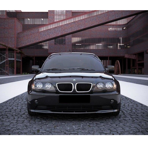 Maxton Design BMW E46 Sedan FACELIFT Spoiler / Splitter