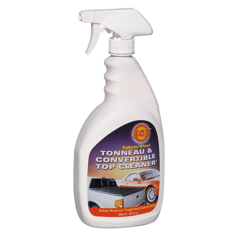 303 Fabric & Vinyl Tonneau and Convertible Top Cleaner