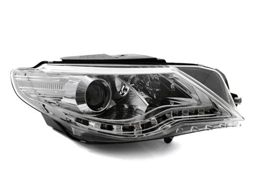 CC Projector Headlights w/ LEDs (Chrome)