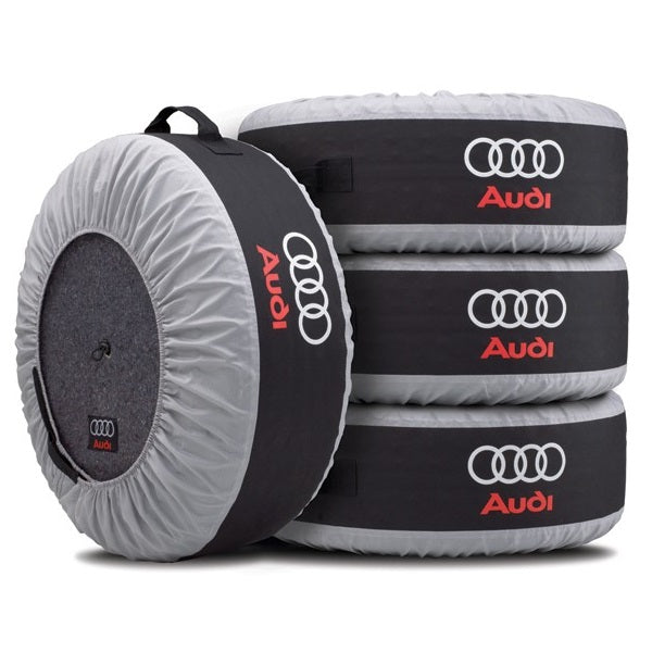 Genuine Audi Wheel Storage Totes