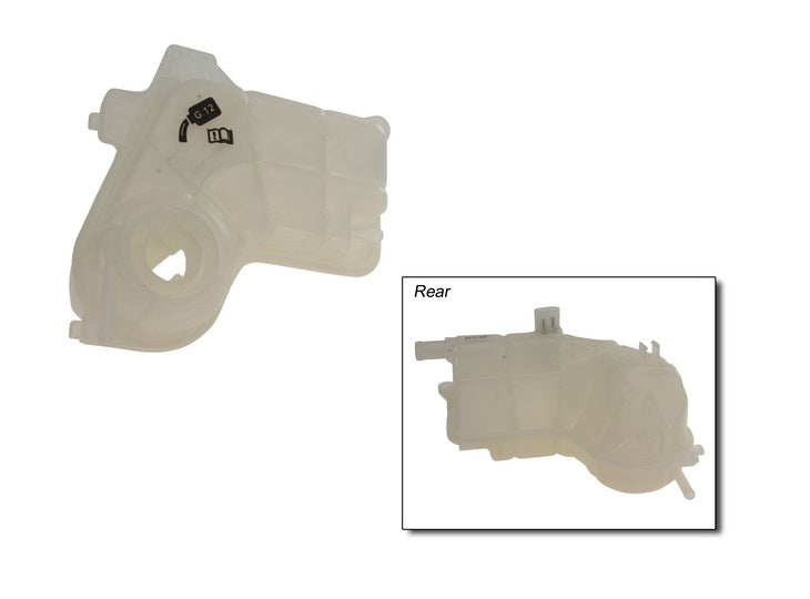 B6 A4 Coolant Expansion Tank (3.0l V6)
