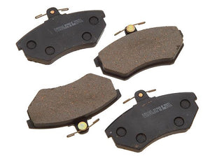 "MK3 11.3"" PBR Deluxe Front Brake Pad Set"