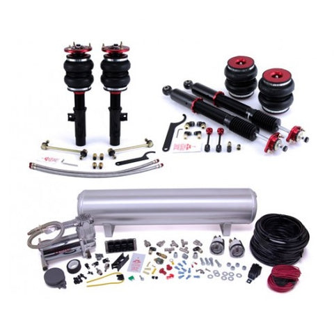 Air Lift Performance BMW E46 non-M PERFORMANCE Air Suspension Kit (Pressure Only)