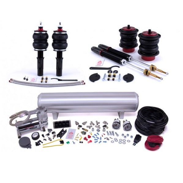Air Lift Performance B8 Audi PERFORMANCE Air Suspension Kit (Pressure Only)