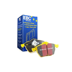 EBC Yellow Stuff Front Brake Pad Set