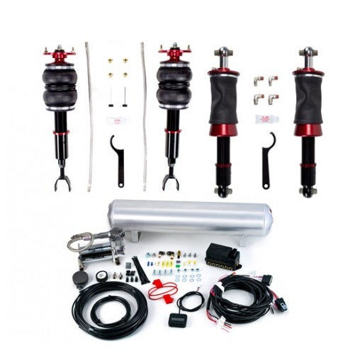 Air Lift Performance B5 A4/S4/RS4 PERFORMANCE Air Suspension Kit (Height + Pressure)