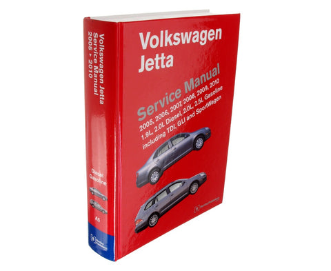 VW 2005-2010 MK5 Jetta / Sportwagen Bentley Manual