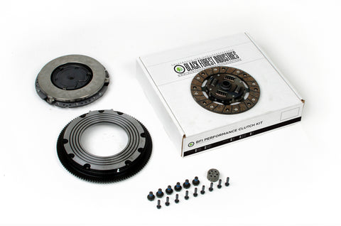 BFI 020 210mm Clutch with Flywheel  - Stage 1 (Small Spline)