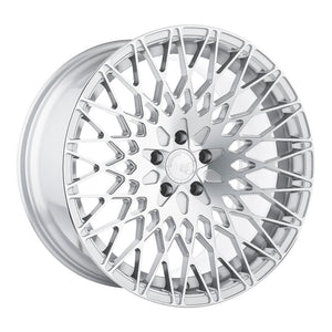AvantGarde M540 18x9.0 5x100 et30 57.1CB - Silver Machined