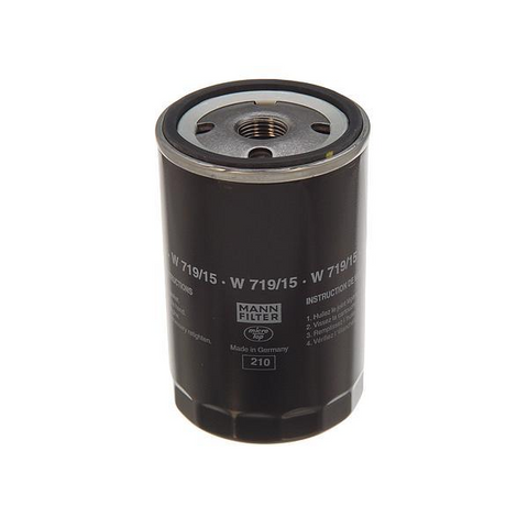 BMW E30 325/325e/325i/325is Oil Filter
