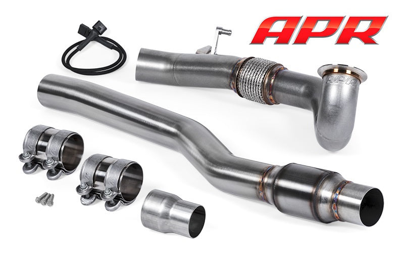 APR Cast Downpipe System for AWD Gen 3 1.8T & 2.0T