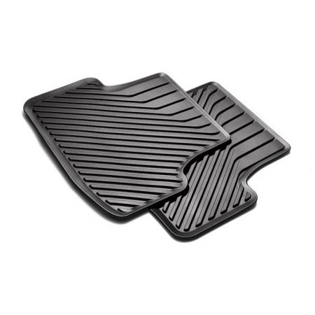 Audi All-Weather Floor Mats (Rear)