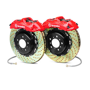 Brembo GT Mk7 6-Piston 355x32 Brake Kit w/ 2-Piece Rotors