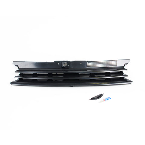 MK4 Golf Badgeless Grille (3-Bar)