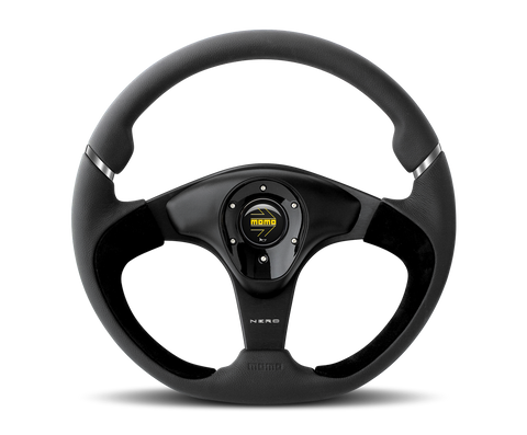 Momo Nero Steering Wheel
