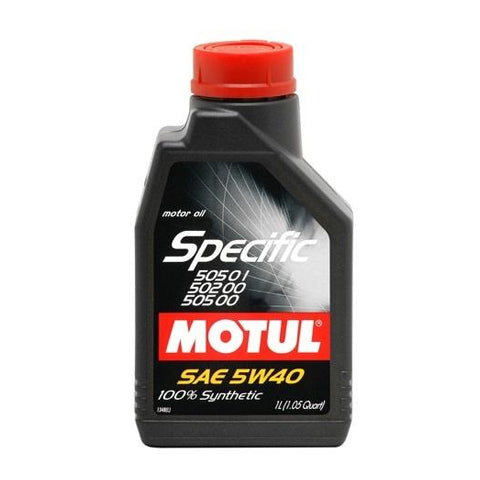 Motul 5W40 Specific Synthetic Oil