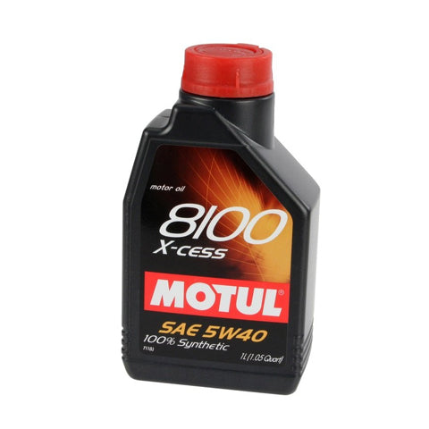Motul 5W40 X-clean Synthetic Oil