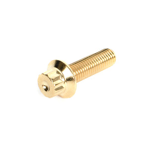 M7x24 Assembly Bolt for 2-Piece BBS Wheels (Gold)