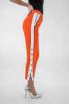 Orange Classic Pant - Boutique by JessyJess