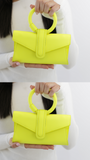 The Little Fluo Bag - Boutique by JessyJess