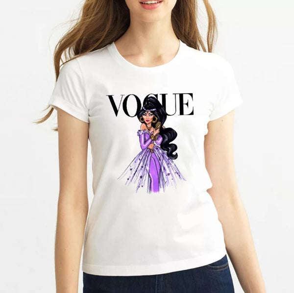 Vogue Tee-Shirt - Boutique by JessyJess