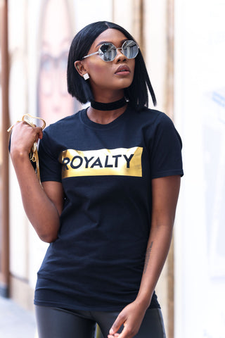 Royality Tee-Shirt - Boutique by JessyJess