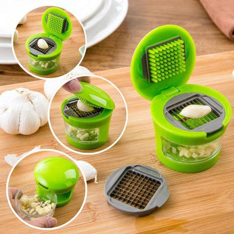 Best Garlic Chopper