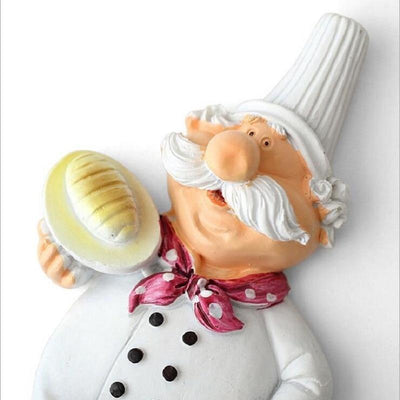 Adorable Cord Chef Wire Holder Penguin Delivery