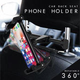 Car Back Seat Rotatable Phone Holder Penguin Delivery