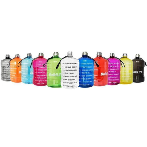Drink Reminder Water Bottle With Time Marker Penguin Delivery