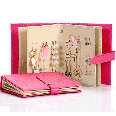 Earring Book Organizer Penguin Delivery