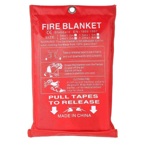 Emergency Fire Blanket Fire Blanket May Records Store