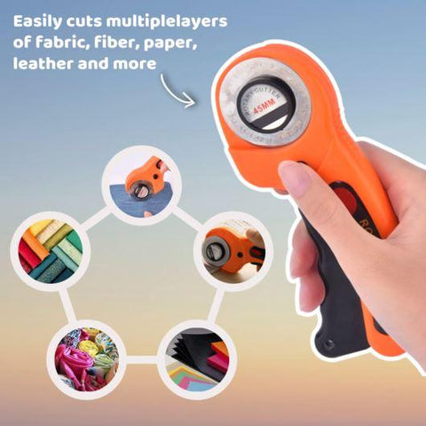 Hot 2019 Rotary Cutter Tool DIY Penguin Delivery 48mm cutter