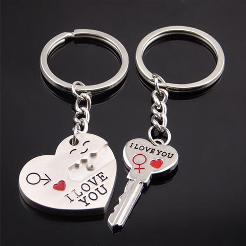 I Love You Keychain Key Chains FR Store