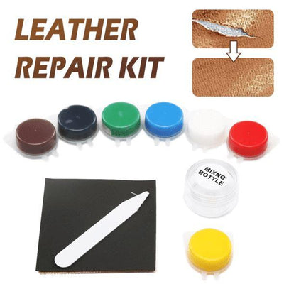 Leather Repair Kit Polishes Tohuu Store