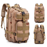 Military Styled Backpack Climbing Bags LuLu Fitness Store