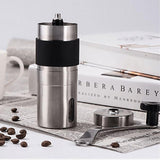 Mini Manual Ceramic Coffee Grinder Penguin Delivery