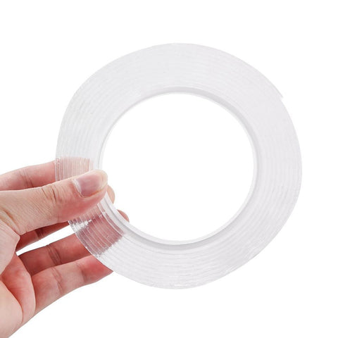 Nano Reusable Magic Adhesive Tape Penguin Delivery