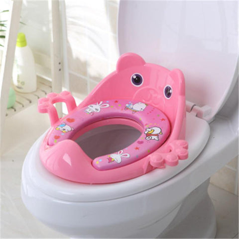 Safe Toilet Toddler Potty Potties Fairy Tale Baby Store Pink