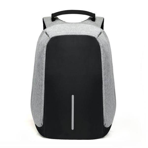 Smart Tech Backpack With USB Charger Bag Penguin Delivery