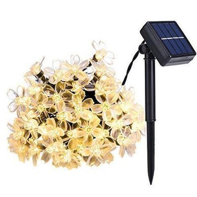 Solar Powered Flower Fairy String Sparkle Lights Penguin Delivery