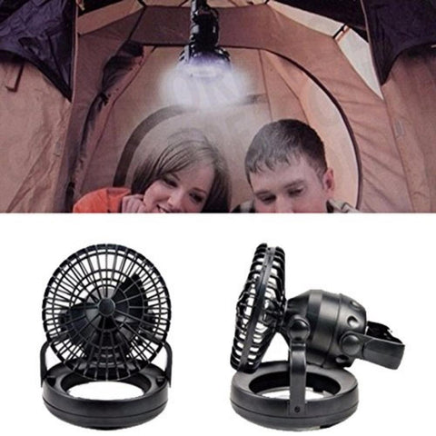 Tent Light Fan Penguin Delivery