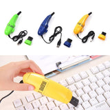 USB Vacuum Computer Laptop Keyboard Cleaner Penguin Delivery