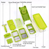 Vegetable Slicer and Grater Kitchen Accessories Penguin Delivery