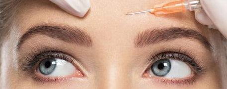 Anti-Wrinkle Injections £120.00 - £255.00