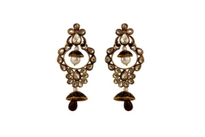 Purpule Color Ear Ring WMER000023