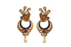 Multi Color Ear Ring WMER000025
