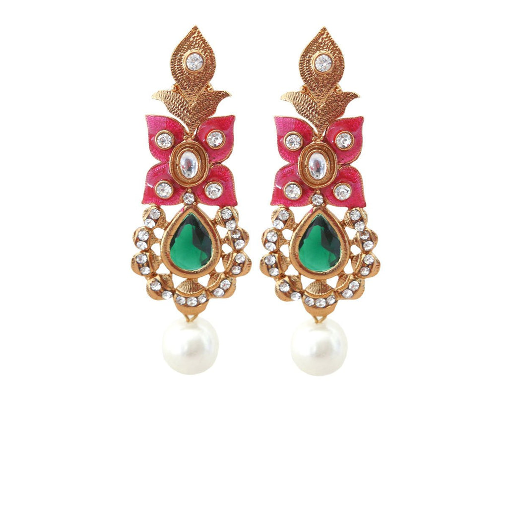Multi Color Ear Ring WMER000044